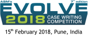 ASM's Evolve 2018 - Case Writing Competition