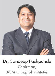 Dr. Sandeep Pachpande - Chairman ASM Group of Institute