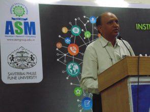 National Level Digital Marketing Seminar at ASM IPS