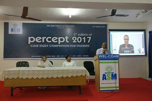 Percept a Case Study Competition for Students