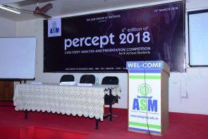 ASM's Percept VI – 2018